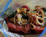 Rosemary and Onion Steak Marinade