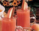Rosy Cranberry and Grapefruit Drink