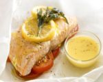 Grilled Cod with Beurre Blanc Sauce