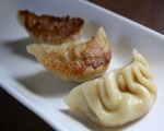 Chinese New Year Dumplings with Dipping Sauce