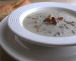 Creamy Mushroom Soup