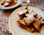 Crunchy French Toast Sandwiches