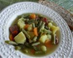 Fresh Green Bean Stew