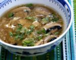 Hot &amp; Sour Soup with Tofu