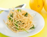 Lemon Spaghetti