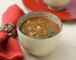 Spicy Lentil and Pasta Soup