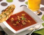 Classic Manhattan Clam Chowder