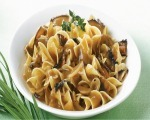 Mushroom Stroganoff