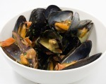 Mussels in White Wine Sauce