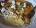 Chipotle Polenta with Goat Cheese