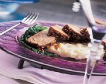 Pork Tenderloin with Fig Sauce
