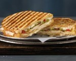 Portobello & Fontina Panini
