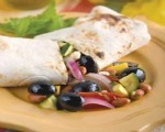 Simple & Spicy Vegetable Burritos