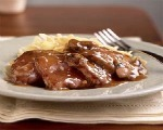 Steak Marsala