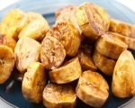 Sweet & Savory Plantains Appetizer