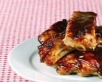 Sweet and Sour Glazed Ribs
