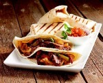 Tequila-Citrus Beef Fajitas