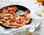 Tomato & Egg Tart