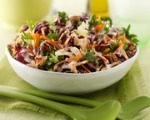 Tuna, Red Cabbage and Green Bean Salad
