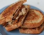 Veggie Reuben Sandwiches