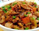 Chinese Chicken With Walnuts