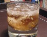 Rum Stinger Cocktail