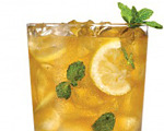 Rye and Mint Smash Cocktail