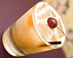 Rye Dizzy Sour