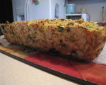 Irresistible Salmon Loaf