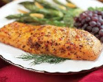 Quick-Fix Salmon Steak