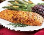 Quick-Fix Salmon Steak