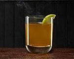 Saloon Mans Sour Cocktail