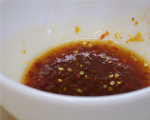 Sambal Oelek and Citrus Dressing