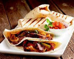 Santa Fe Beef Fajitas