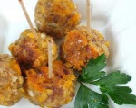 Cocktail Sausage Balls