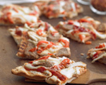 Sausage, Fennel, and Red Pepper Pizza