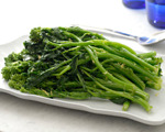 Sauted Broccoli Rabe With Garlic