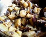 Sautéed Eggplant with Basil