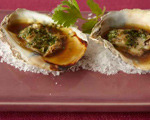 Savory Broiled Oysters