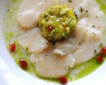 Scallop Ceviche with Guacamole