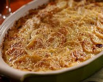 Onion and Scalloped Potato Bake