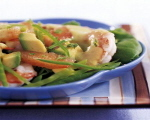 Seafood Salad with Dill Dressing