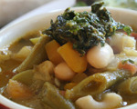 Seasonal Vegetable Soup