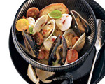 Shellfish in Brodetto