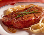 Sherried Fillet Steaks
