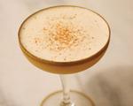 Sherry Flip Cocktail