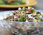 Shredded Chicken with Wild Rice