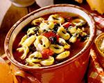 Simple Italian Tortellini Soup
