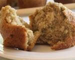Simple Zucchini Muffins