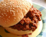 Ground Beef Sloppy Joes